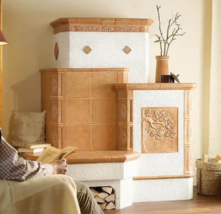 SOMMERHUBER- tile stoves, ceramic radiators, SPA ceramics